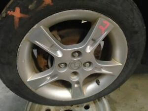 Wheel 15x6 Alloy 5 Notched Spokes Fits 02 03 Mazda Protege 1555809