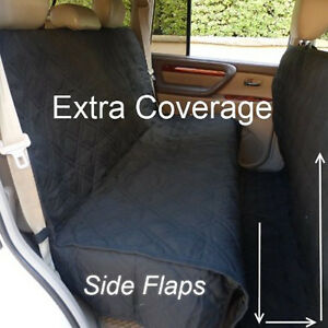 Extra Large Dog Car Seat Cover Waterproof Pet Cover Protector For Full Size Cars