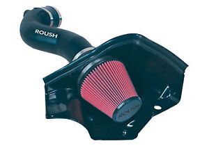 Roush Performance Parts Cold Air Intake Kit 05 09 Mustang V8 402099