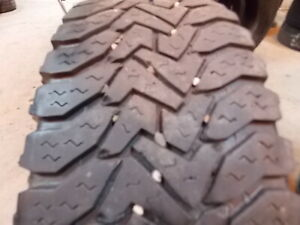 Lt245 75r16 Goodyear Wrangler Authority A T Used 245 75 16 120 Q 7 32nds