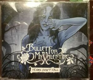 Bullet For My Valentine Tears Don#x27;t Fall CD ©2006 20 20 Entertainment... $15.00