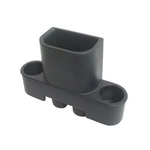 Vdp 31500 Black Snap On Trash Can 2 Cup Holders For 07 10 Jeep Wrangler Jk