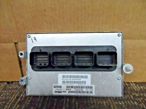 05 06 2005 2006 Jeep Grand Cherokee Engine Control Module Computer Ecm 05094898