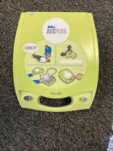 Zoll Plus Aed Defibrillator With Carrying Case