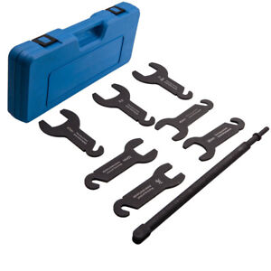 Pneumatic Fan Clutch Driving Wrench Remover Installation Tool Kit For Ford