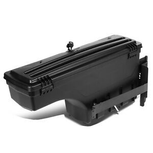 Fit 07 20 Toyota Tundra Lh Left Side Truck Bed Wheel Well Swing Tool Box Case
