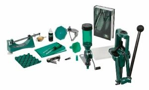RCBS Rock Chucker Supreme Master Reloading Kit Green $716.88