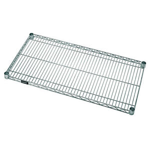Quantum Stainless Steel Shelf Width 14 Depth 36 Material Stainless Steel