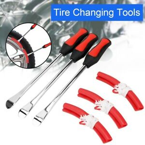 Motorcycle Bicycle Changing Levers Auto Spoon Tire Kit Lever Tools Rim Protector