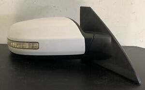 2010 2011 2012 2013 Nissan Altima Passenger Coupe Right Pearl White Mirror Oem