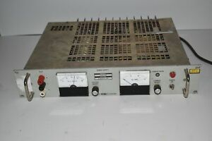 Systron donner Adjustable Power Supply Rs40 15b 40v 15a Constant Current tz23