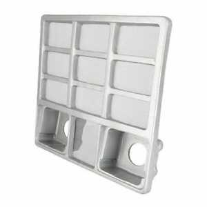 Grille With Mesh Compatible With International 844 844 644 744 3141785r92