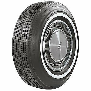 Coker Tire 62857 Coker Bfgoodrich Silvertown Whitewall Bias Ply Tire