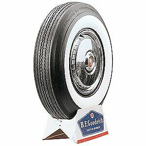 Coker Tire 50670 Coker Bfgoodrich Silvertown Whitewall Bias Ply Tire