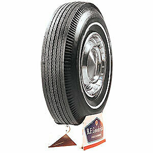 Coker Tire 62000 Coker Bfgoodrich Silvertown Whitewall Bias Ply Tire