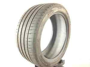 P285 40r20 Michelin Pilot Sport 4 Nfo 108 Y Used 285 40 20 8 32nds