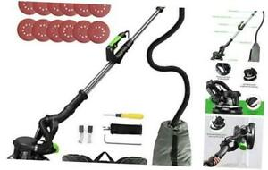 Drywall Sander 6a 7 Variable Speed 1000 1800rpm Wall Sander With Vacuum Attach