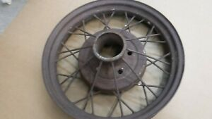 Model A Ford 19 Wire Wheel Mt 6480