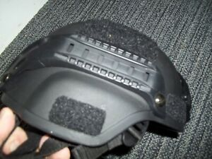 ATAIRSOFT PJ Type Tactical Paintball Airsoft Fast Helmet Black New $19.99