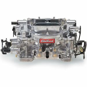 Edelbrock 18259 Factory Remanufactured Thunder Avs Carburetor