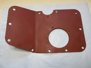 Gpw Willys Mb Jeep T84 Transmission Floor Cover