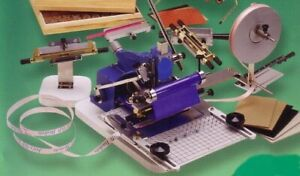 Howerd Model 45 Hand operated Hot Foil Stamping Machine