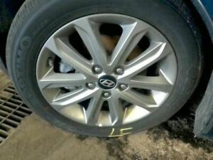 Wheel 16x6 1 2 Alloy Sedan 10 Spoke With Fits 14 16 Elantra 1612984