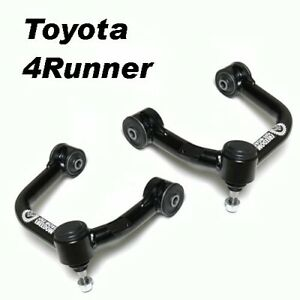 Freedom Off Road Front Upper Control Arm Kit 1 3 Lift 03 21 Toyota 4 Runner