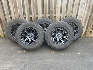 Jeep Jl 35inch Wheels And Tires