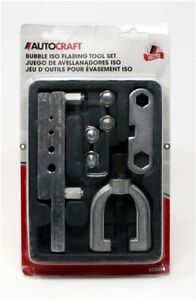 Autocraft Ac3030 Iso Bubble Brake Line Flaring Tool Kit