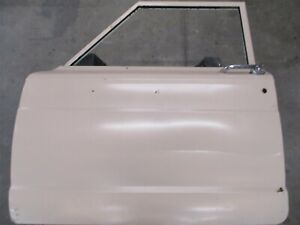 Drivers Side Lh Side Front Door Shell 1979 1988 Jeep J10 J20 Truck