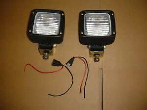 Hella 12volt Off Road Driving Lights Kit Ultra Beam Light Kit 55w Very Bright