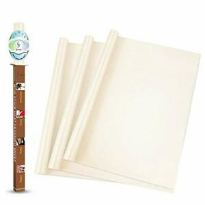 Ss Shovan 3 Pieces White Ptfe Teflon Sheet For Heat Press Transfer Sheet