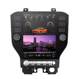 10 4 Android 9 0 Vertical Screen Navi Radio For Ford Mustang And Shelby 15 19