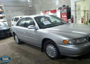 03 05 Buick Century 3 1l v6 8th Digit Of The Vin Is A j Engine Only 299726