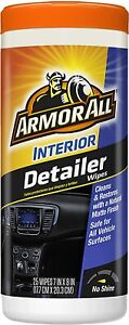 Armor Car Interior Cleaner Wipes For Dirt Dust Cleaning For Cars Truck