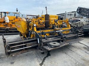 Leeboy Paver 8500t Paver 1995 Good Working Condition