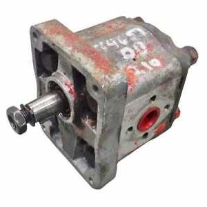 Used Hydraulic Pump Compatible With David Brown 1210 1212 Case 1490 1394 1390