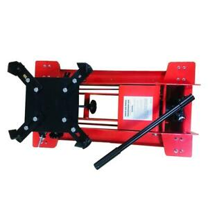Low Profile Transmission Hydraulic Jack Low Lift For Auto Shop Repair