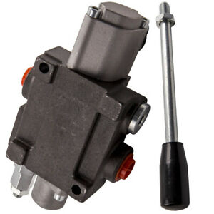 1 spool Hydraulic Directional Control Valve 11 Gpm Adjustable 4300 Psi New