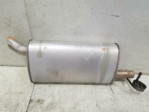 09 10 11 12 Chevrolet Traverse Single Exhaust Tail Pipe Oem