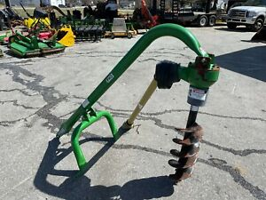Very Nice Rotomec Phd 200 3 Point Hitch Posthole Digger