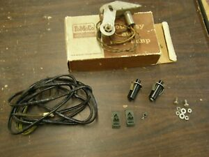 Nos Oem Ford 1952 Interior Map And Courtesy Light Lamp Kit