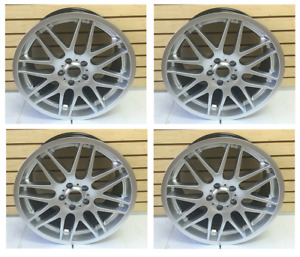 4pc 19 Staggered Wheels Rims M3 Style Fits Bmw 325 328 330 335 Xdrive Awd N