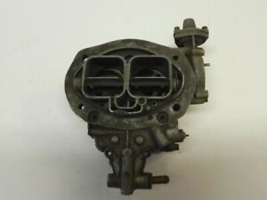 Holley R 6502 1 Weber 5200 Carburetor Parts Core 1970 S Ford Fomoco