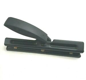 Swingline Acco 2 3 Hole Punch Heavy Duty Business Black Adjustable Home Office