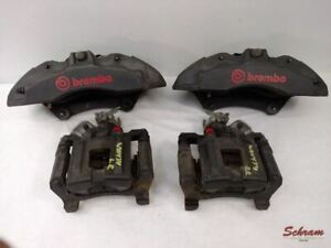15 16 Mustang Gt Performance Package Brembo Caliper Set 4 1891183