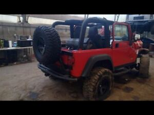 Rear Axle Spicer 44 Lhd 4 10 Ratio Rubicon Tru Lok Fits 03 06 Wrangler 4183977