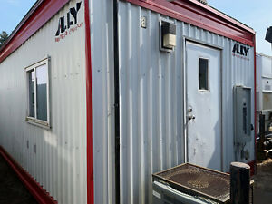 2 Bedroom Mobile Office Site Trailer Atco Skid House