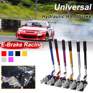 Aluminum Long Hydraulic Drift Hydro E Brake Racing Handbrake Lever Gear Locking